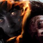 Una terrificante immagine promozionale di Incarnate di Brad Peyton (USA, 2016)