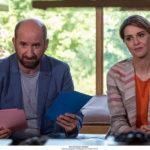 Antonio Albanese e Paola Cortellesi, coppia divorziante in Mamma o papà? di Riccardo Milani (Italia, 2017)
