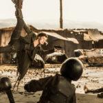 Virtuosismi acrobatici per Milla Jovovich in Resident Evil 6 - The Final Chapter di Paul W.S. Anderson (Germania, Francia, Canada, Australia 2016)