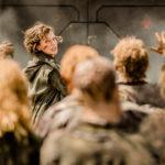 Milla Jovovich assediata dai mostri in Resident Evil 6 - The Final Chapter di Paul W.S. Anderson (Germania, Francia, Canada, Australia 2016)