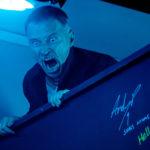 La furia di Robert Carlyle in T2 Trainspotting di Danny Boyle (UK, 2017)