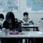 Un'immagine scolastica tratta dal documentario A Bitter Story di Francesca Bono (Italia, 2016)