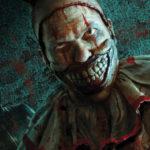 Un'agghiacciante immagine promozionale della serie televisiva American Horror Story (USA, 2011-2016)