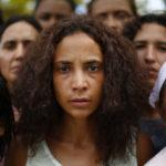 Volti femminili in El Amparo di Rober Calzadilla (Venezuela, Colombia 2016)