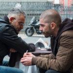 Fortunato Cerlino e Michele Riondino in un'immagine tratta da Falchi di Toni D'Angelo (Italia, 2017)