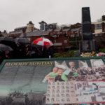 """Commemorazione del tragico """"Bloody Sunday"""" in Irlanda del Nord"""