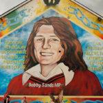 Un omaggio alla figura di Bobby Sands presente in Bobby Sands: 66 Days di Brendan Byrne (Irlanda, UK 2016)