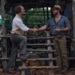 Matthew McConaughey ed Edgar Ramirez in Gold - La grande truffa di Stephen Gaghan (USA, 2016)
