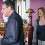 Sergio Castellitto e Margherita Buy, protagonisti di Piccoli crimini coniugali di Alex Infascelli (Italia, 2017)
