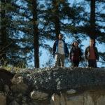 Tre dei cinque adolescenti protagonisti di Power Rangers di Dean Israelite (USA, Canada 2017)
