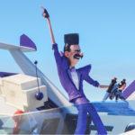 L'ebbrezza della velocità in Cattivissimo me 3 di Pierre Coffin e Kyle Balda (Despicable Me 3, USA 2017)