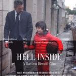 La locandina del cortometraggio Hell Inside di Gaston Biwolé (Italia, 2017)