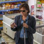 Valria Golini, personaggio non vedente ne Il colore nascosto delle cose di Silvio Soldini (Italia, 2017)