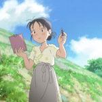 La piccola Suzu Urano, protagonista del film d'animazione In questo angolo di mondo di Sunao Katabuchi (Giappone, 2016)