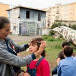 Raffaella Gordano in un momento de L'intrusa di Leonardo Di Costanzo (Italia, 2017)
