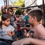 Bambini a confronto ne L'intrusa di Leonardo Di Costanzo (Italia, 2017)