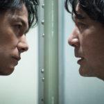 Faccia a faccia nel corso di The Third Murder di Hirokazu Kore'eda (Sandome no satsujin, Giappone 2017)