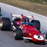 Ancora immagini di F1 in Ferrari 312B di Andrea Marini (Italia, 2017)
