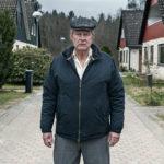 Rolf Lassgård, protagonista assoluto di Mr. Ove di Hannes Holm (En man som heter Ove, Svezia 2015)