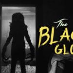 Un manifesto promozionale dell'horror The Black Gloves di Lawrie Brewster (UK, 2017)