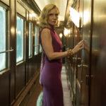 La fulgida Michelle Pfeiffer in Assassinio sull'Orient Express di Kenneth Branagh (Murder on Orient Express, USA 2017)