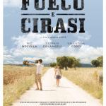 La locandina del cortometraggio Fuecu e Cirasi di Romeo Conte (Italia, 2017)