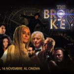 Un manifesto promozionale di The Broken Key di Louis Nero (Italia, 2017)