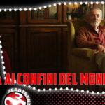 Un poster promozionale del cortometraggio Una partita ai confini del mondo di David Valolao (Italia, 2017)