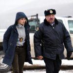 Elizabeth Olsen a condurre le indagini in Wind River di Taylor Sheridan (USA, Canada, UK 2017)