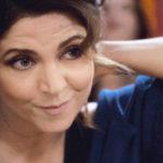 Agnès Jaoui, ottima protagonista di 50 Primavere di Blandine Lenoir (Aurore, Francia 2017)