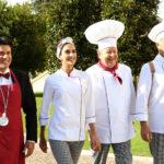 Un favoloso quartetto in Natale da chef di Neri Parenti (Italia, 2017)