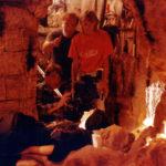 Un'immagine catacombale dal set di Dark Waters a Odessa.
