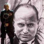 Massimo Popolizio è un redivivo Benito Mussolini in Sono tornato di Luca Miniero (Italia, 2018)