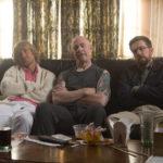 Owen Wilson, J.K. Simmons ed Ed Helms in un'immagine tratta da 2 gran figli di... di Lawrence Sher (Father Figures, USA 2017)