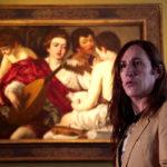 Manuel Agnelli, voce narrante di Caravaggio - L'anima e il sangue di Jesus Garces Lambert (Italia, 2018)