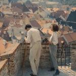 Un'altra, suggestiva, immagine tratta da Egon Schiele: Death and the Maiden di Dieter Berner (Austria, Lussemburgo 2016)