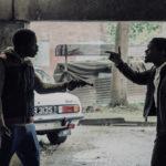 Momenti di tensione durante Yardie di Idris Elba (UK, 2018)