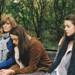 I tre personaggi femminili protagonisti di Apostasy di Daniel Kokotajlo (UK, 2017)