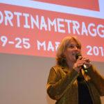 Maddalena Mayneri, direttrice artistica di Cortinametraggio