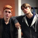 I due giovani protagonisti di Handsome Devil di John Butler (Irlanda, 2016)