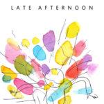 Un poster promozionale del corto d'animazione Late Afternoon di Louise Bagnall (Irlanda, 2017)
