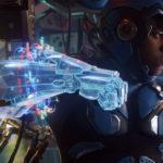 Nuove armi tecnologiche per John Boyega in Pacific Rim 2 - La rivolta di Steven S. De Knight (Pacific Rim Uprising, USA, Cina 2018)