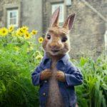 Il coniglio protagonista di Peter Rabbit di Will Gluck (UK, USA, Australia 2018)