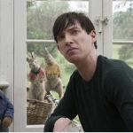 """Domhnall Gleeson e i suoi """"rivali"""" in Peter Rabbit di Will Gluck (UK, USA, Australia 2018)"""