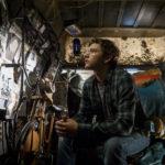 Tye Sheridan, protagonista di Ready Player One di Steven Spielberg (USA, 2018)