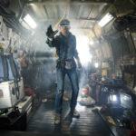 Ancora Tye Sheridan, alle prese con la realtà virtuale in Ready Player One di Steven Spielberg (USA, 2018)