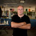 Il pugile Sean Mannion, protagonista del documentario Rocky Ros Muc di Michael Fanning (Irlanda, 2017)