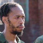 Mothusi Magano, protagonista di The Number di Khalo Matabane (Sudafrica, 2017)