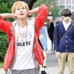 Momenti di tensione durante Tokyo Ghoul di Kentaro Hagiwara (Giappone, 2017)