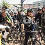 Competizione in bici per Alicia Vikander in Tomb Raider di Roar Uthaug (USA, UK 2018)